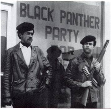 พรรคเสือดำในสหรัฐอเมริกา