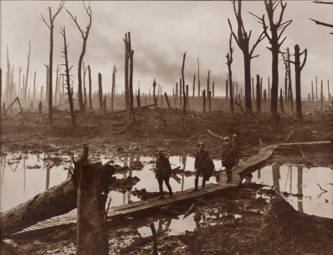 สงครามโลกครั้งที่หนึ่ง ค.ศ.1914