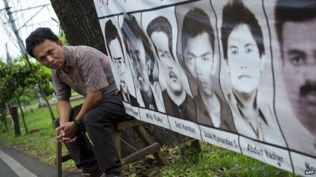 นักสิทธิมนุษยชนอยากได้คำตอบเกี่ยวกับผลงาน พราโบโว ในอดีต ภาพจากBBC