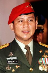 นายพล พราโบโว ซุบิอาโน