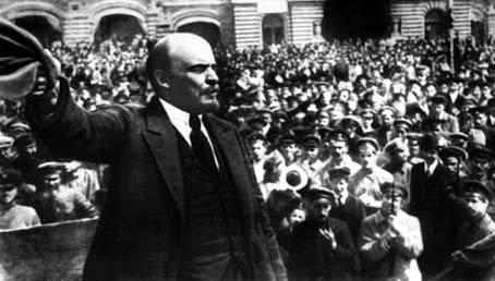 การปฏิวัติรัสเซีย การปฏิวัติสังคมนิยม