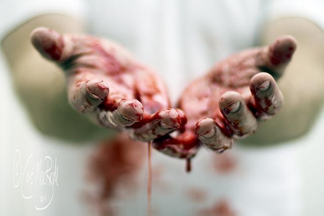 blood-hands