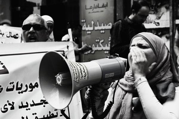 จะล้มเผด็จการอียิปต์ได้อย่างไร?