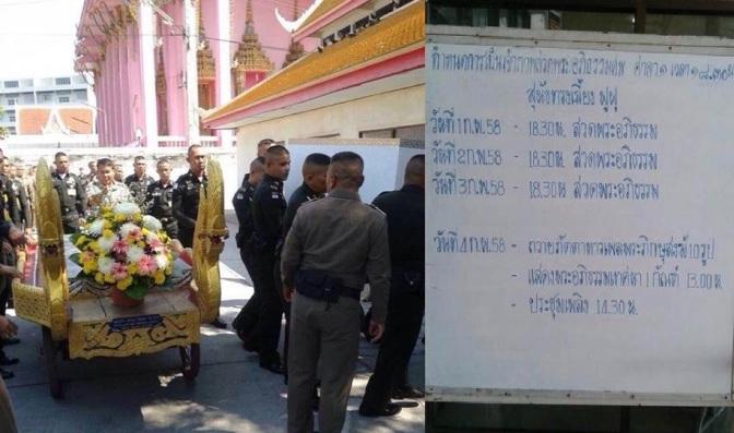 ความเสื่อมของระบบกษัตริย์ไทย