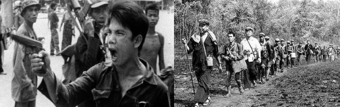 """40ปีหลังสหรัฐแพ้สงครามเวียดนาม มาทำความเข้าใจกับ """"เขมรแดง"""" (Khmer Rouge)"""