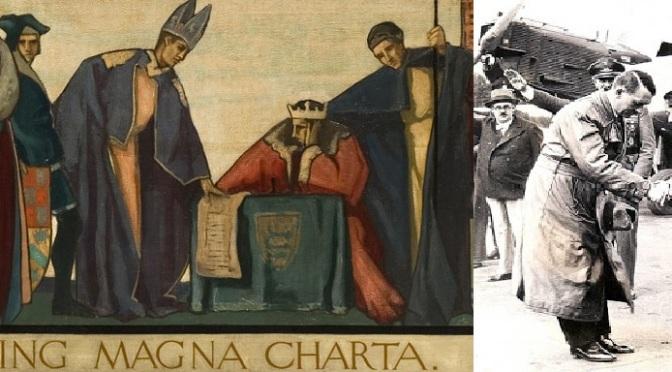 """ชนชั้นปกครองอังกฤษบิดเบือนสัญญา """"แมคนา คาร์ตา""""  ปกปิดการปฏิวัติ และการต่อสู้เพื่อประชาธิปไตยของประชาชน"""