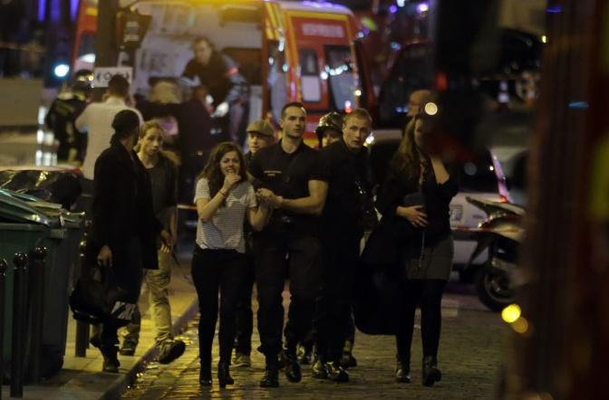 เหตุการณ์ก่อการร้ายที่ปารีส