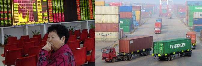 ปัญหารอบใหม่ของตลาดหุ้นจีนบ่งบอกถึงวิกฤตเศรษฐกิจโลก