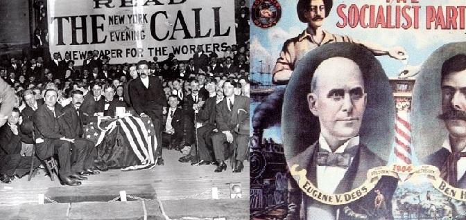 นักสังคมนิยมสหรัฐที่มาก่อน เบอร์นี แซนเดอร์ส