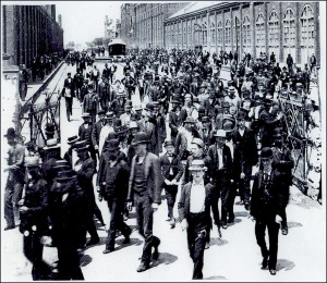 pullman-workers