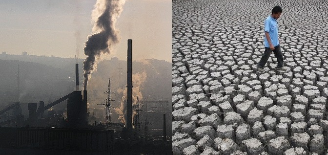 มนุษย์กับประวัติศาสตร์ภูมิอากาศโลก