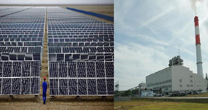ประเทศไทยควรมีโครงการขนาดใหญ่เพื่อพัฒนาพลังงานจากแสงแดด