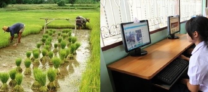 การพัฒนาแบบองค์รวมและต่างระดับกับสังคมไทย