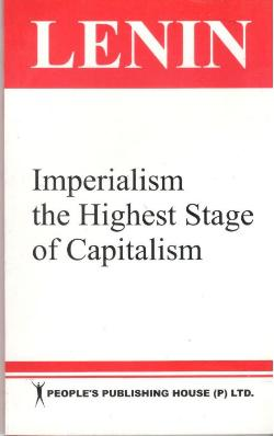 LENIN Imperialism the Highest Stage of Capitalism_250
