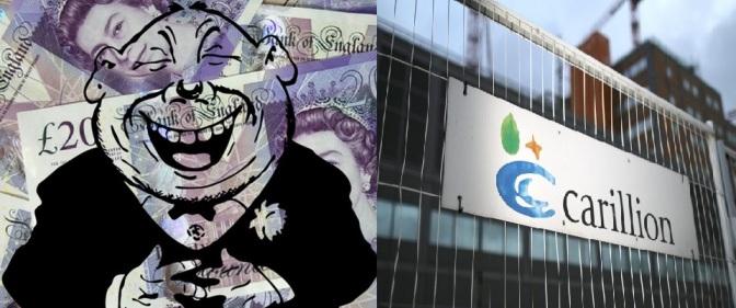 """การล้มละลายของบริษัท """"คอริเลี่ยน"""" ในอังกฤษ  พิสูจน์อีกครั้งว่าเอกชนไม่มีประสิทธิภาพในการบริการประชาชน"""
