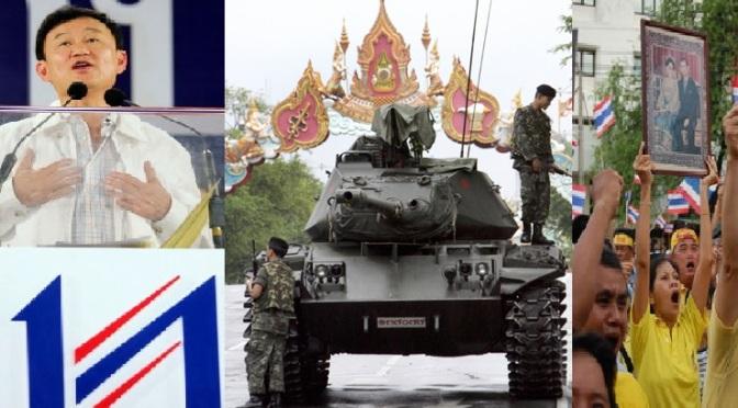 การลืมต้นกำเนิดความขัดแย้งในไทยเป็นการนำสมองไปไว้ใต้กะลา