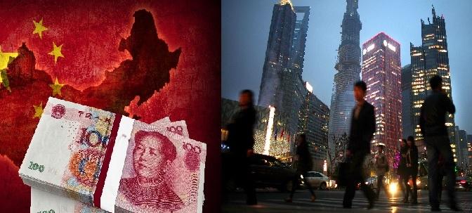 อุปสรรคในการขยายตัวของจีน
