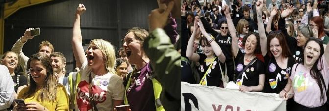ทำไมประชาชนไอร์แลนด์ถึงเปลี่ยนมาสนับสนุนสิทธิทำแท้ง