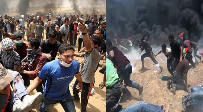 อิสราเอล:รัฐไซออนนิสต์มือเปื้อนเลือด