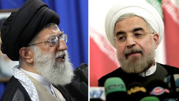 การเมืองปัจจุบันในอิหร่าน