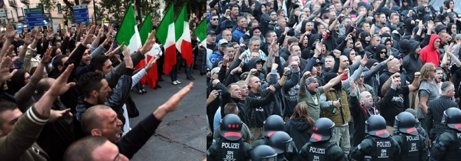 ทำไมฝ่ายขวาฟาสซิสต์ในยุโรปเพิ่มคะแนนเสียง