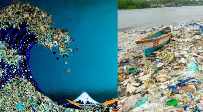 วิกฤตขยะพลาสติกรกโลก
