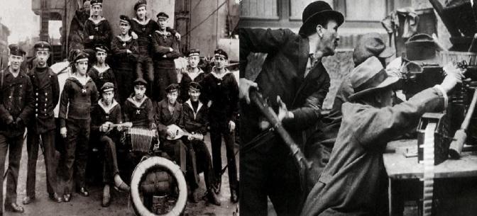 การปฏิวัติเยอรมัน 1918