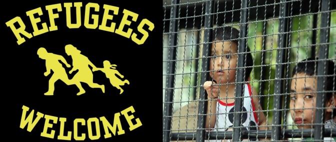 นโยบายที่น่าขายหน้าของรัฐบาลไทยต่อผู้ลี้ภัยและคนงานข้ามพรมแดน