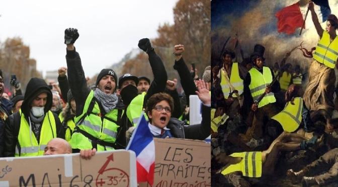 วิเคราะห์ขบวนการเสื้อกั๊กเหลืองในฝรั่งเศส