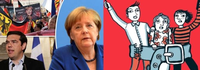 การทำลายมาตรฐานการจ้างงานในเยอรมัน
