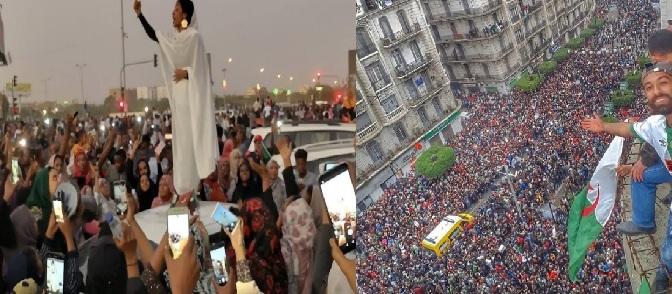 บทเรียนสำคัญจากการปฏิวัติในซูดานกับแอลจีเรีย