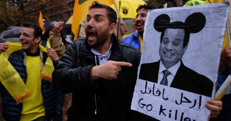 Protests-break-out-in-Egypt-calling-for-Sisis-removal