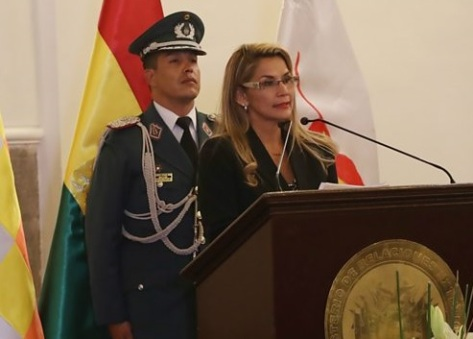 Bolivian Coup