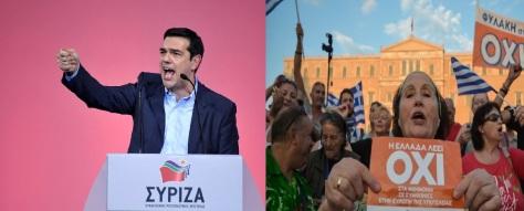 Syriza betrayal