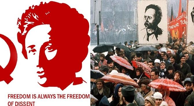 โรซา ลัคแซมเบอร์ค นักปฏิวัติสังคมนิยม
