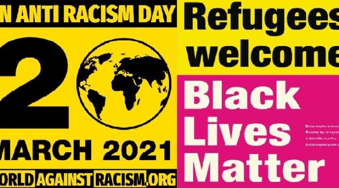 วันต่อต้านการเหยียดสีผิวเชื้อชาติสากล