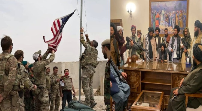 สหรัฐกับอังกฤษพ่ายแพ้ในอัฟกานิสถาน ฝ่ายซ้ายคิดอย่างไร?